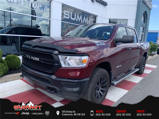 2020 RAM 1500 Tradesman (Stk: S1266A) in Fredericton - Image 1 of 14