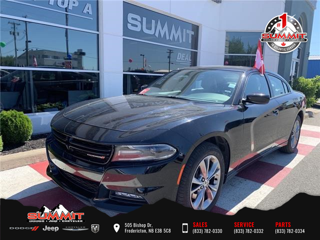 2020 Dodge Charger SXT (Stk: S21063) in Fredericton - Image 1 of 19