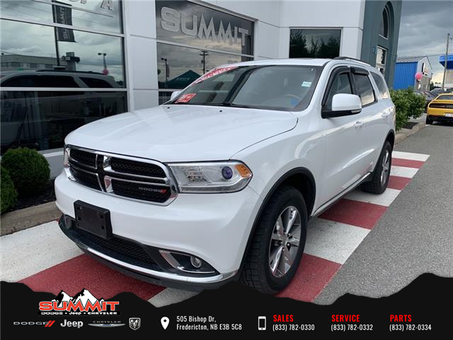2014 Dodge Durango Limited (Stk: S1239B) in Fredericton - Image 1 of 20
