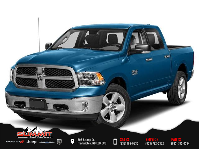 2021 RAM 1500 Classic SLT (Stk: ) in Fredericton - Image 1 of 9