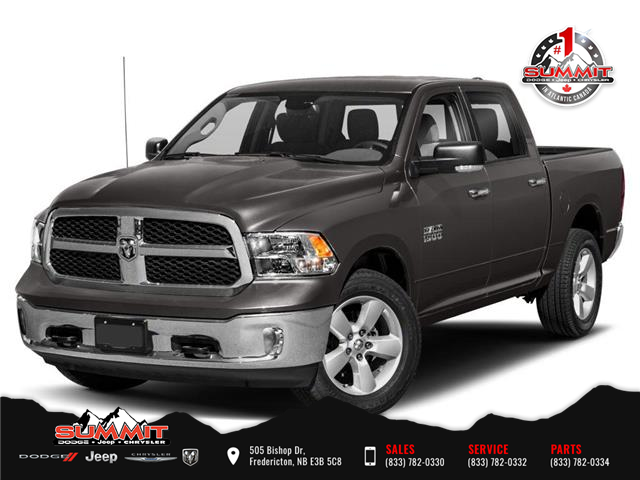 2021 RAM 1500 Classic SLT (Stk: S1342) in Fredericton - Image 1 of 9