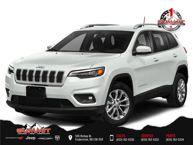 2021 Jeep Cherokee Sport (Stk: ) in Fredericton - Image 1 of 9