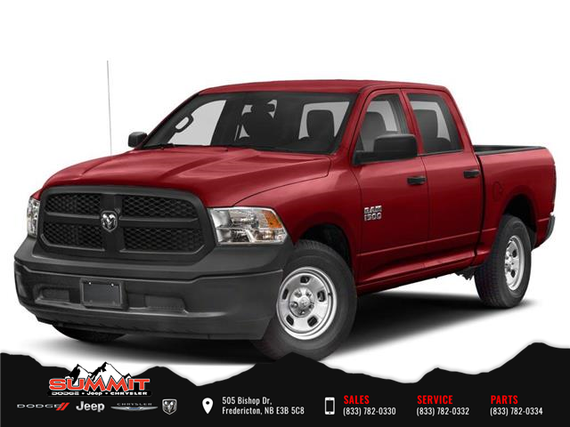 2021 RAM 1500 Classic Tradesman (Stk: S1331) in Fredericton - Image 1 of 9