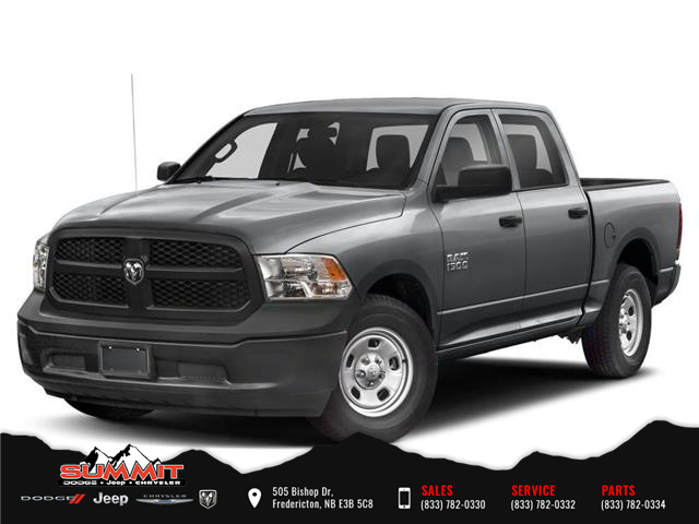 2021 RAM 1500 Classic Tradesman (Stk: S1345) in Fredericton - Image 1 of 9