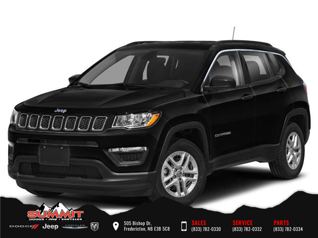 2020 Jeep Compass Limited (Stk: S21079) in Fredericton - Image 1 of 9