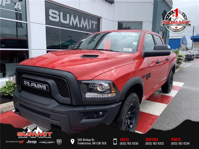 2021 RAM 1500 Classic SLT (Stk: S1355) in Fredericton - Image 1 of 24