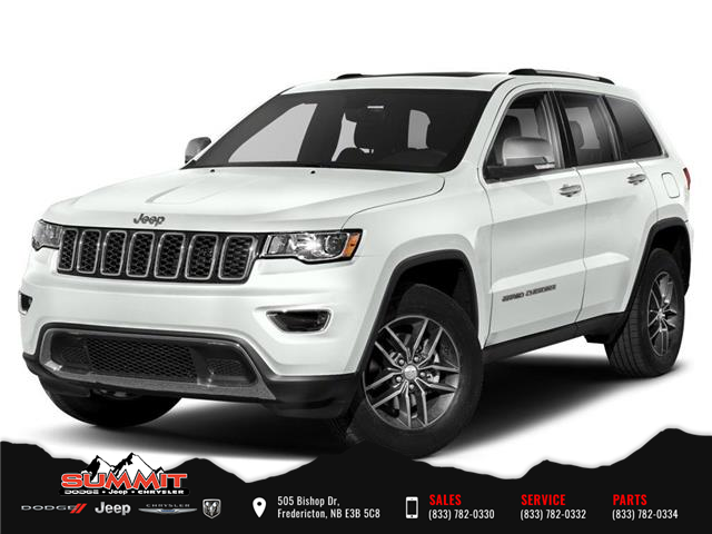 2018 Jeep Grand Cherokee Limited (Stk: S1304A) in Fredericton - Image 1 of 9