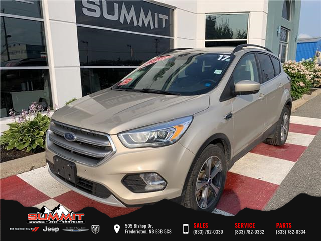 2017 Ford Escape SE (Stk: S1356A) in Fredericton - Image 1 of 16