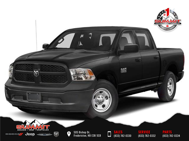 2019 RAM 1500 Classic ST (Stk: S1331A) in Fredericton - Image 1 of 9