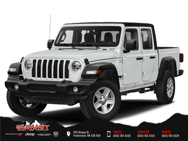 2020 Jeep Gladiator Sport S (Stk: S21083) in Fredericton - Image 1 of 9