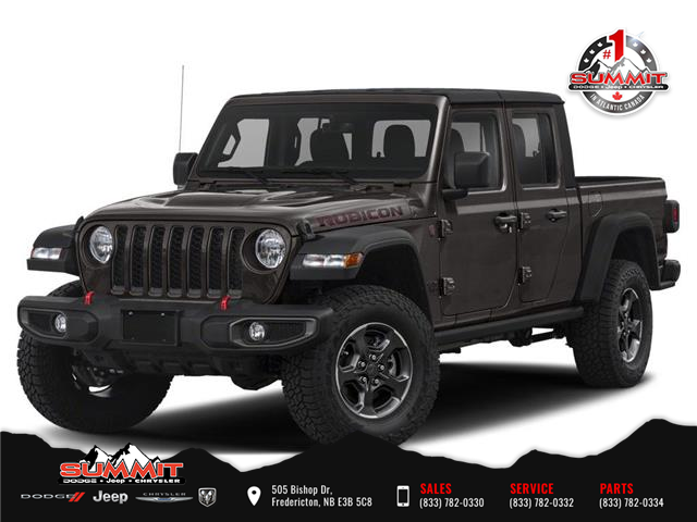 2021 Jeep Gladiator Rubicon (Stk: S1432) in Fredericton - Image 1 of 9