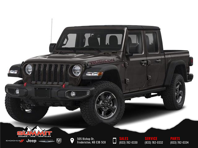 2021 Jeep Gladiator Rubicon (Stk: S1451) in Fredericton - Image 1 of 9