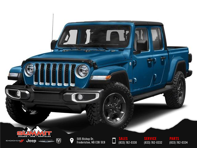 2021 Jeep Gladiator Overland (Stk: S1434) in Fredericton - Image 1 of 9