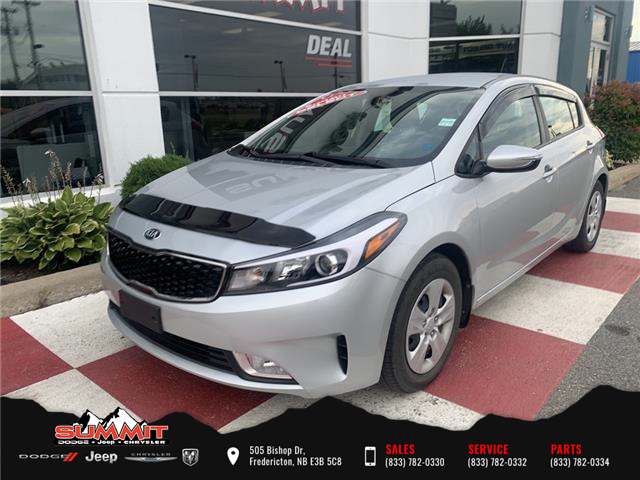 2017 Kia Forte 2.0L EX (Stk: S0282A) in Fredericton - Image 1 of 17