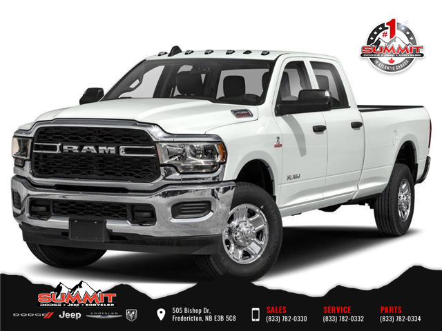 2022 RAM 2500 Big Horn (Stk: S2000) in Fredericton - Image 1 of 9