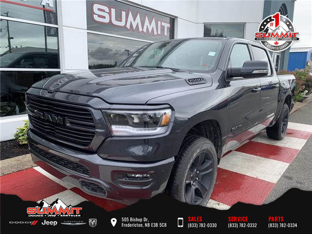 2021 RAM 1500 Sport (Stk: S1339A) in Fredericton - Image 1 of 16