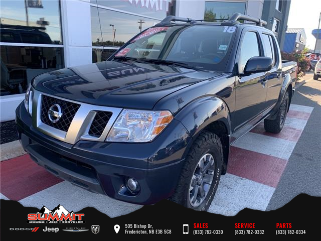 2018 Nissan Frontier PRO-4X (Stk: S1427A) in Fredericton - Image 1 of 17