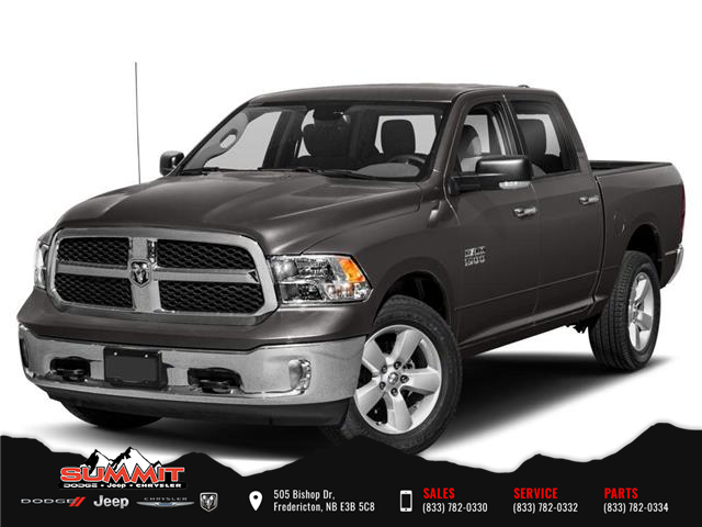 2021 RAM 1500 Classic SLT (Stk: S1436) in Fredericton - Image 1 of 9