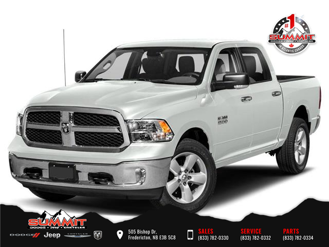 2021 RAM 1500 Classic SLT (Stk: MS588375) in Fredericton - Image 1 of 9