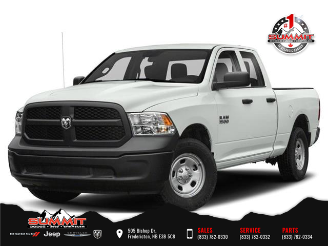 2021 RAM 1500 Classic Tradesman (Stk: S1462) in Fredericton - Image 1 of 9