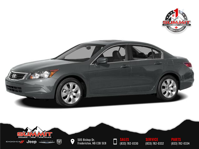 2008 Honda Accord LX (Stk: S1416A) in Fredericton - Image 1 of 2
