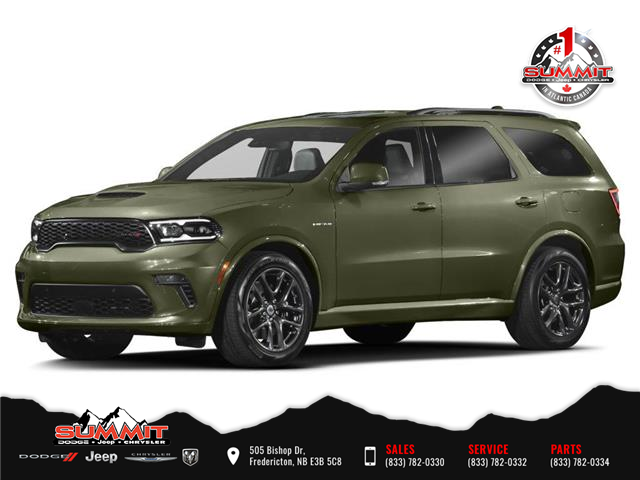 2021 Dodge Durango R/T (Stk: S1559) in Fredericton - Image 1 of 3