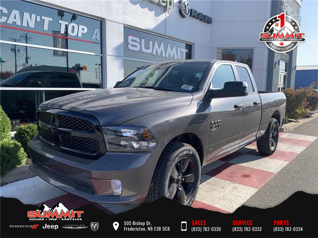 2021 RAM 1500 Classic Tradesman (Stk: S1531) in Fredericton - Image 1 of 17