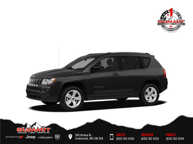 2012 Jeep Compass Sport/North (Stk: S1346C) in Fredericton - Image 1 of 1
