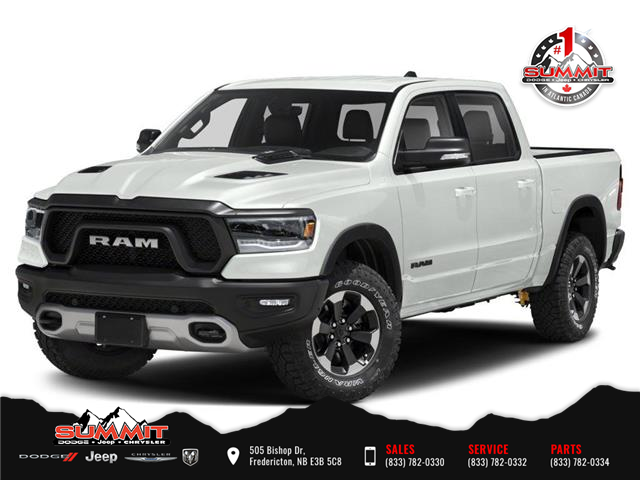 2019 RAM 1500  (Stk: S1463A) in Fredericton - Image 1 of 9