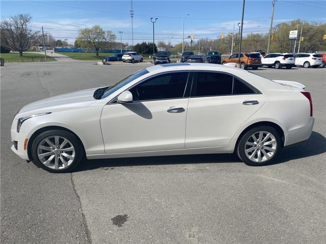 2018 Cadillac ATS 2.0L Turbo Base (Stk: 21894A) in Port Hope - Image 1 of 20