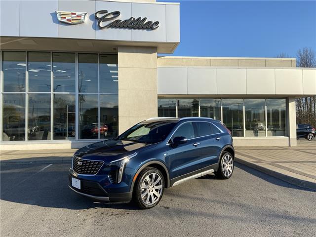 2021 Cadillac XT4 Premium Luxury (Stk: 21878) in Port Hope - Image 1 of 24