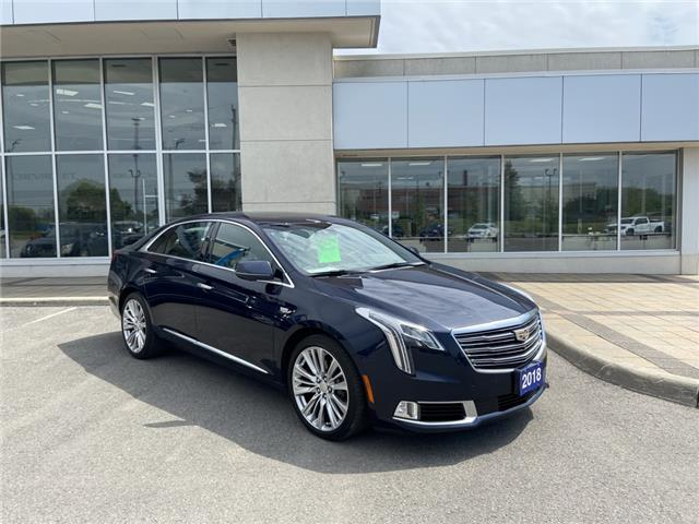 2018 Cadillac XTS Platinum (Stk: 21762A) in Port Hope - Image 1 of 1