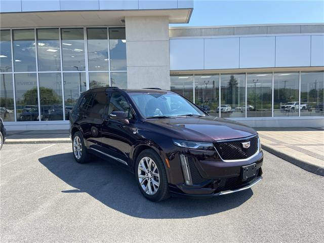 2020 Cadillac XT6 Sport (Stk: 21934A) in Port Hope - Image 1 of 1