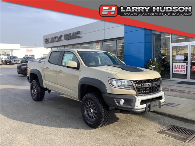 2021 Chevrolet Colorado ZR2 (Stk: 21-406) in Listowel - Image 1 of 16