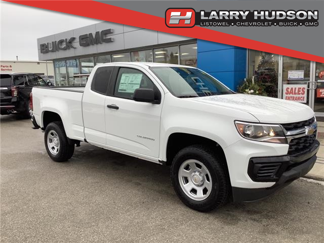 2021 Chevrolet Colorado WT (Stk: 21-459) in Listowel - Image 1 of 16