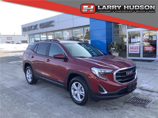 2021 GMC Terrain SLE (Stk: 21-515) in Listowel - Image 1 of 16