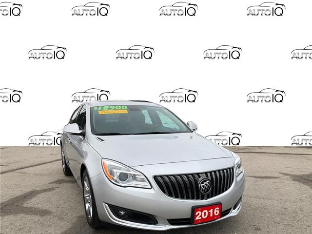 2016 Buick Regal Premium I (Stk: K474A) in Grimsby - Image 1 of 16
