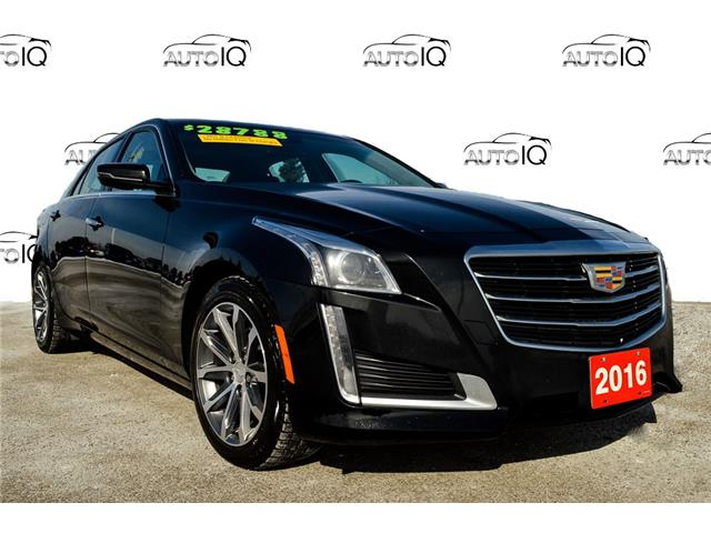 2016 Cadillac CTS 3.6L Luxury Collection (Stk: 161877) in Grimsby - Image 1 of 16