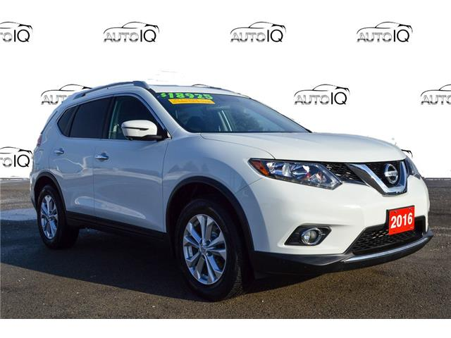 2016 Nissan Rogue SV (Stk: 163429) in Grimsby - Image 1 of 17