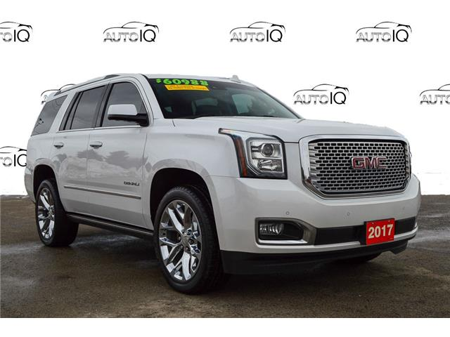 2017 GMC Yukon Denali (Stk: 177737) in Grimsby - Image 1 of 21