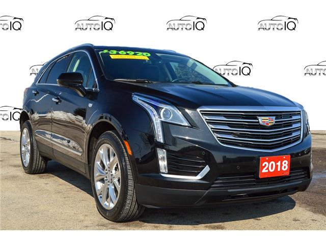 2018 Cadillac XT5 Luxury (Stk: 184293) in Grimsby - Image 1 of 21