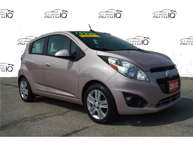 2013 Chevrolet Spark 1LT Auto (Stk: M186A) in Grimsby - Image 1 of 16