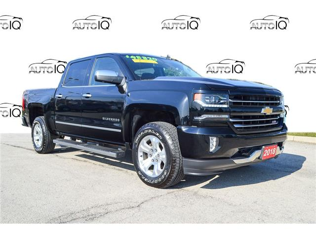 2018 Chevrolet Silverado 1500 2LZ (Stk: 180261) in Grimsby - Image 1 of 19