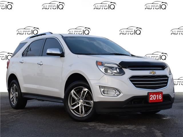 2016 Chevrolet Equinox LTZ (Stk: 21C113A) in Tillsonburg - Image 1 of 28