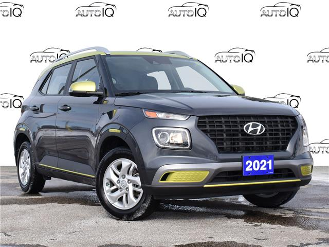 2021 Hyundai Venue Preferred w/Two-Tone (Stk: 20C294A) in Tillsonburg - Image 1 of 29