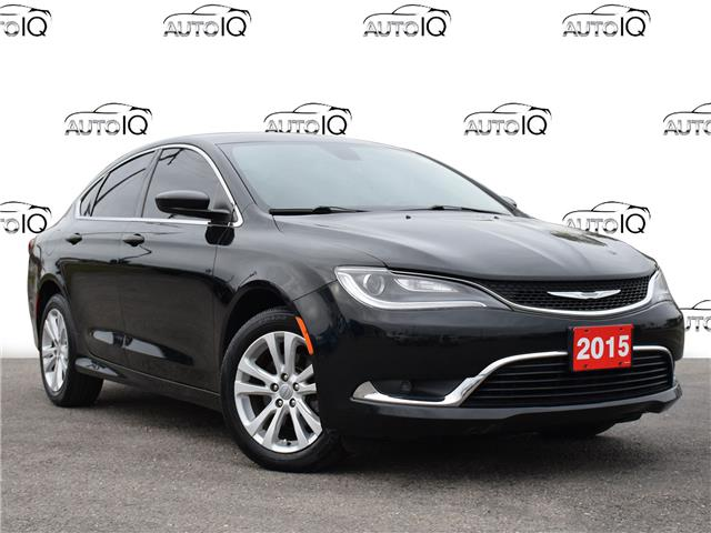 2015 Chrysler 200 Limited (Stk: 20C290B) in Tillsonburg - Image 1 of 25