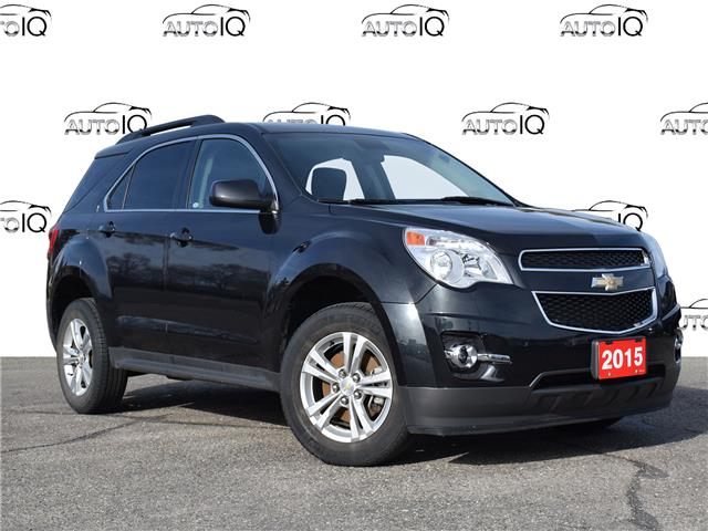 2015 Chevrolet Equinox 2LT (Stk: 21C30DAX) in Tillsonburg - Image 1 of 25