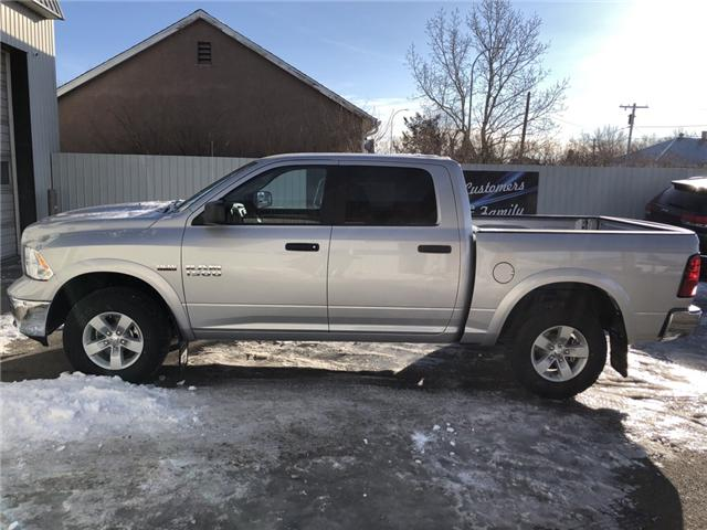 2018 RAM 1500 SLT (Stk: 12404) in Fort Macleod - Image 2 of 18