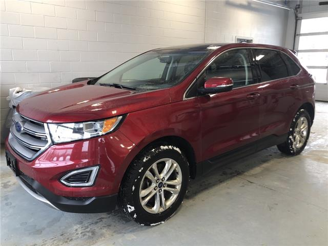 2016 Ford Edge SEL (Stk: P1399L) in Wawa - Image 1 of 8