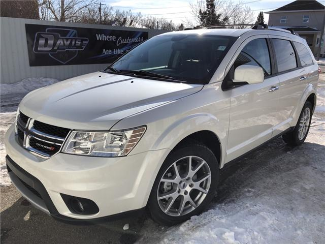 2018 Dodge Journey GT (Stk: 11810) in Fort Macleod - Image 1 of 21
